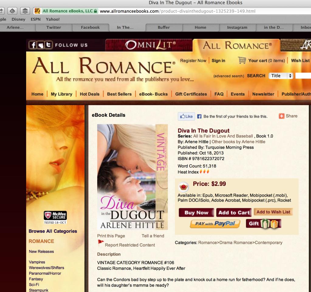 All Romance Ebooks