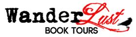 Wanderlust BlogTour Logo