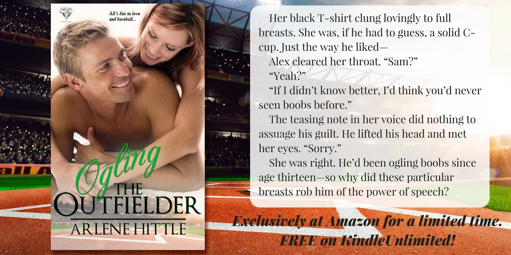 TW Ogling Teaser 1 #baseball #romance #KindleUnlimited exclusive