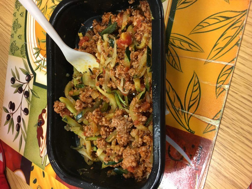 Paleo Spaghetti | FITzee Foods